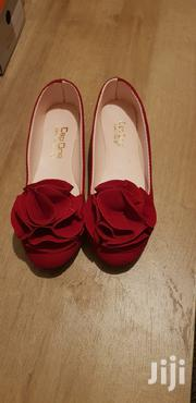 Ladies Capone Red Velvet Turkish Shoes | Shoes for sale in Central Region, Kampala