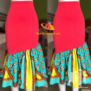 Tysco African Mix And Match Skirt | Clothing for sale in Central Region, Kampala