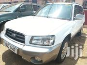 Subaru Forester 2004 2.5 XS Premium White | Cars for sale in Central Region, Kampala