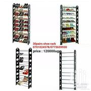 36 PAIR SHOE RACK | Furniture for sale in Central Region, Kampala