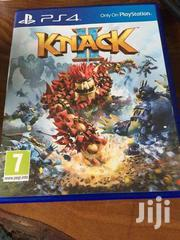 Knack Ps4 Kids Game | Video Game Consoles for sale in Central Region, Kampala