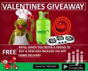 Win A Free Wes Gas Refill | Kitchen Appliances for sale in Central Region, Kampala