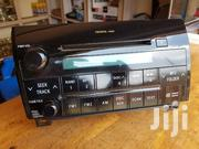 Tundra Sequoia Japan Original Radio | Vehicle Parts & Accessories for sale in Central Region, Kampala