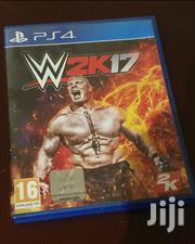 WWE 2k17 For PS4 | Video Games for sale in Central Region, Kampala