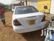 Mercedes-Benz C180 2002 White | Cars for sale in Central Region, Kampala