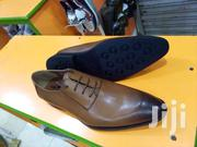 Brown Leather Mens Casual Shoes | Shoes for sale in Central Region, Kampala