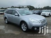Subaru Outback 2013 2.5i Silver | Cars for sale in Western Region, Mbarara