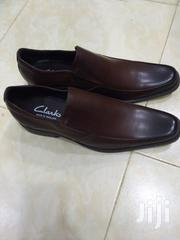 Slip-on Brown/Black Male Shoes. | Shoes for sale in Central Region, Kampala