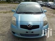 Toyota Vitz 2007 Blue   Cars for sale in Central Region, Kampala