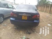 Toyota Corolla 2004 Blue | Cars for sale in Central Region, Kampala
