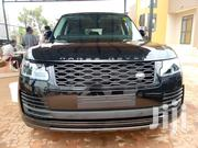 Land Rover Range Rover Vogue 2018 Black | Cars for sale in Central Region, Kampala