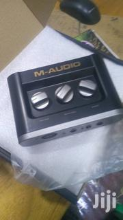 Audio Interface M Audio | Audio & Music Equipment for sale in Central Region, Kampala
