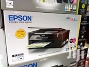 New! Wireless Epson Coloured Printer | Laptops & Computers for sale in Central Region, Kampala