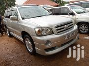 Toyota Kluger 2006 Silver | Cars for sale in Central Region, Kampala
