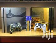 Chipped Play Station 4 | Video Game Consoles for sale in Central Region, Kampala