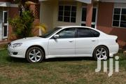 Subaru Legacy 2008 2.0 GT AWD S White | Cars for sale in Central Region, Kampala