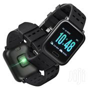 Original A6 Fitness Bracelet,Heart Monitor,Call Reminder,Notification | Smart Watches & Trackers for sale in Central Region, Kampala