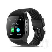 T8 Smart Watch With Bluetooth And Simcard   Smart Watches & Trackers for sale in Central Region, Kampala