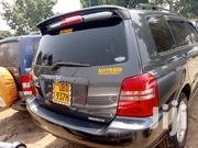 Toyota Kluger 2007 Black | Cars for sale in Central Region, Kampala