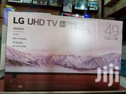 LG 49inches UHD 4K Smart | TV & DVD Equipment for sale in Central Region, Kampala