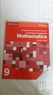 Cambridge Checkpoint Mathematics Practice Book 9 By Byrd Greg | CDs & DVDs for sale in Central Region, Kampala