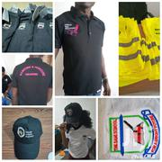 Branding, Embroidery And Screen Printing | Manufacturing Services for sale in Central Region, Kampala