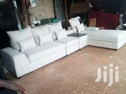 Off Whit Sofa | Furniture for sale in Central Region, Kampala
