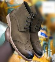 Green Brown Timberland | Shoes for sale in Central Region, Kampala