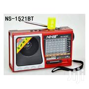 Portable NS-1521 Music Player/Fm/SW MP3 Radio With USB | Home Accessories for sale in Central Region, Kampala