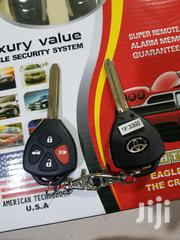 Eagle USA Alarm With 2 Universal Keys | Vehicle Parts & Accessories for sale in Central Region, Kampala