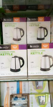 Stainless Kettle | Kitchen Appliances for sale in Central Region, Kampala