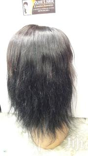 14 Inche Human Hair Wig | Hair Beauty for sale in Central Region, Kampala