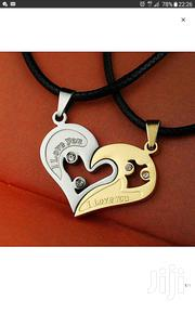 I Love You Neckless That Are In Gold And Sliver | Jewelry for sale in Central Region, Kampala