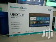 "Hisense 55"" Smart Uhd 4k Digital Tv 