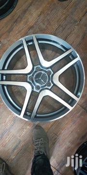 Orginal Rims Size 18 For Benz Hallow | Vehicle Parts & Accessories for sale in Central Region, Kampala
