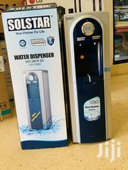 2 Tap Water Dispenser With A Fridge | Kitchen Appliances for sale in Central Region, Kampala