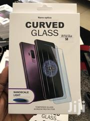 UV Full Glue Tempered Glass Screen Protector Samsung S8 | Accessories for Mobile Phones & Tablets for sale in Central Region, Kampala