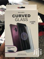 UV Full Glue Tempered Glass Screen Protector Samsung S10 | Accessories for Mobile Phones & Tablets for sale in Central Region, Kampala