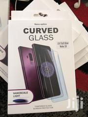 UV Full Glue Tempered Glass Screen Protector Samsung Note 9 | Accessories for Mobile Phones & Tablets for sale in Central Region, Kampala