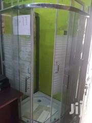 Corner Shower With Glass Enclosures With Shower Tray. | Building Materials for sale in Central Region, Kampala