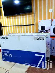 Brand New Samsung Curved Uhd 4k Tv 49 Inches | TV & DVD Equipment for sale in Central Region, Kampala