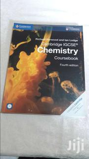 Cambridge IGCSE Chemistry Course Book 4th Edition By Richard Harwood | CDs & DVDs for sale in Central Region, Kampala