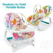 3 In 1 Musical Rocking Chair | Children's Furniture for sale in Central Region, Kampala