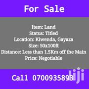 GAYAZA KIWENDA (Zero Svn Zero Zero Nine Three Five Eight Nine Three) | Land & Plots For Sale for sale in Central Region, Wakiso