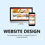 Website Designer | Computer & IT Services for sale in Central Region, Kampala