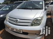Toyota IST 2003 Silver   Cars for sale in Central Region, Kampala