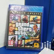 Ps4 GTA 5 Game Disc   Video Games for sale in Central Region, Kampala