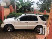 Mercedes-Benz M Class 2002 White | Cars for sale in Central Region, Kampala