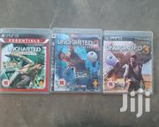 Uncharted 1,2,3 | Video Games for sale in Central Region, Kampala