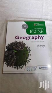 Cambridge IGCSE Geography By Paul Guinness | CDs & DVDs for sale in Central Region, Kampala